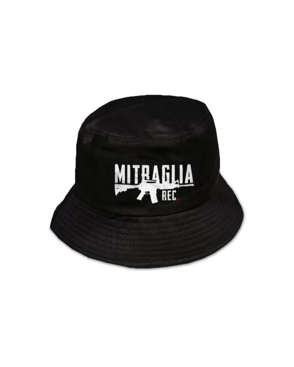 Mitraglia Rec. - Official Black Fisherman Hat