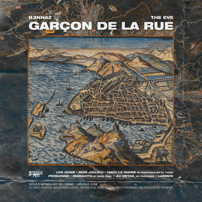 B3nnaz - Garçon de la Rue [prod. The Eve]