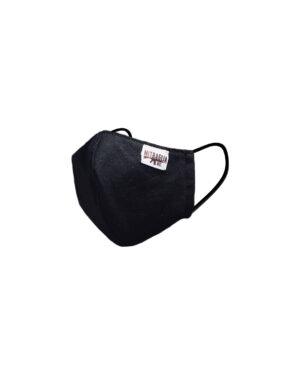 Mitraglia Rec. - Official Black Handmade Dusk Mask
