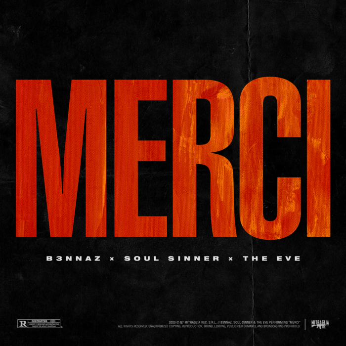 B3nnaz - Merci feat. Soul Sinner [prod. The Eve]