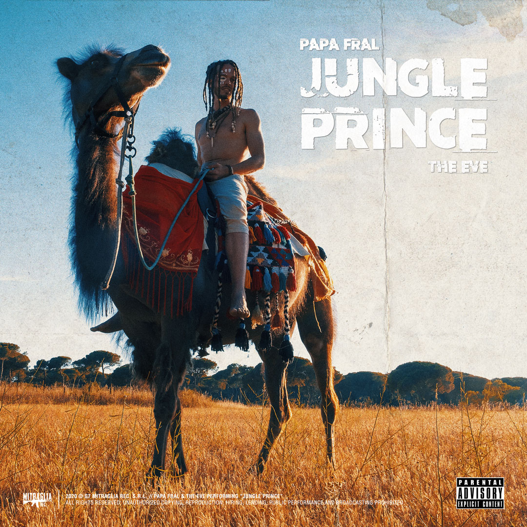 Papa Fral - Jungle Prince [prod. The Eve]