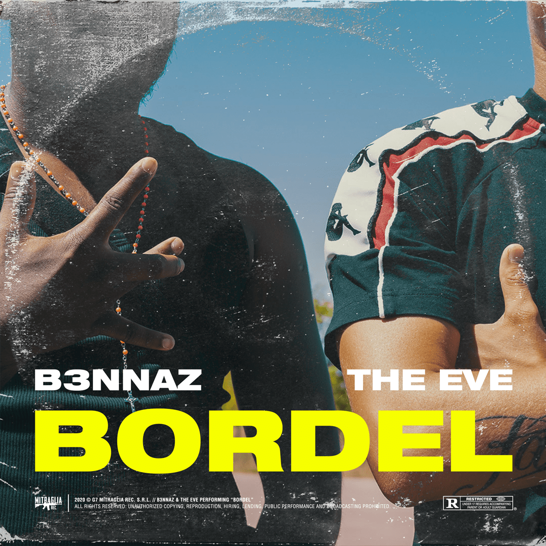 B3nnaz - Bordel [prod. The Eve]