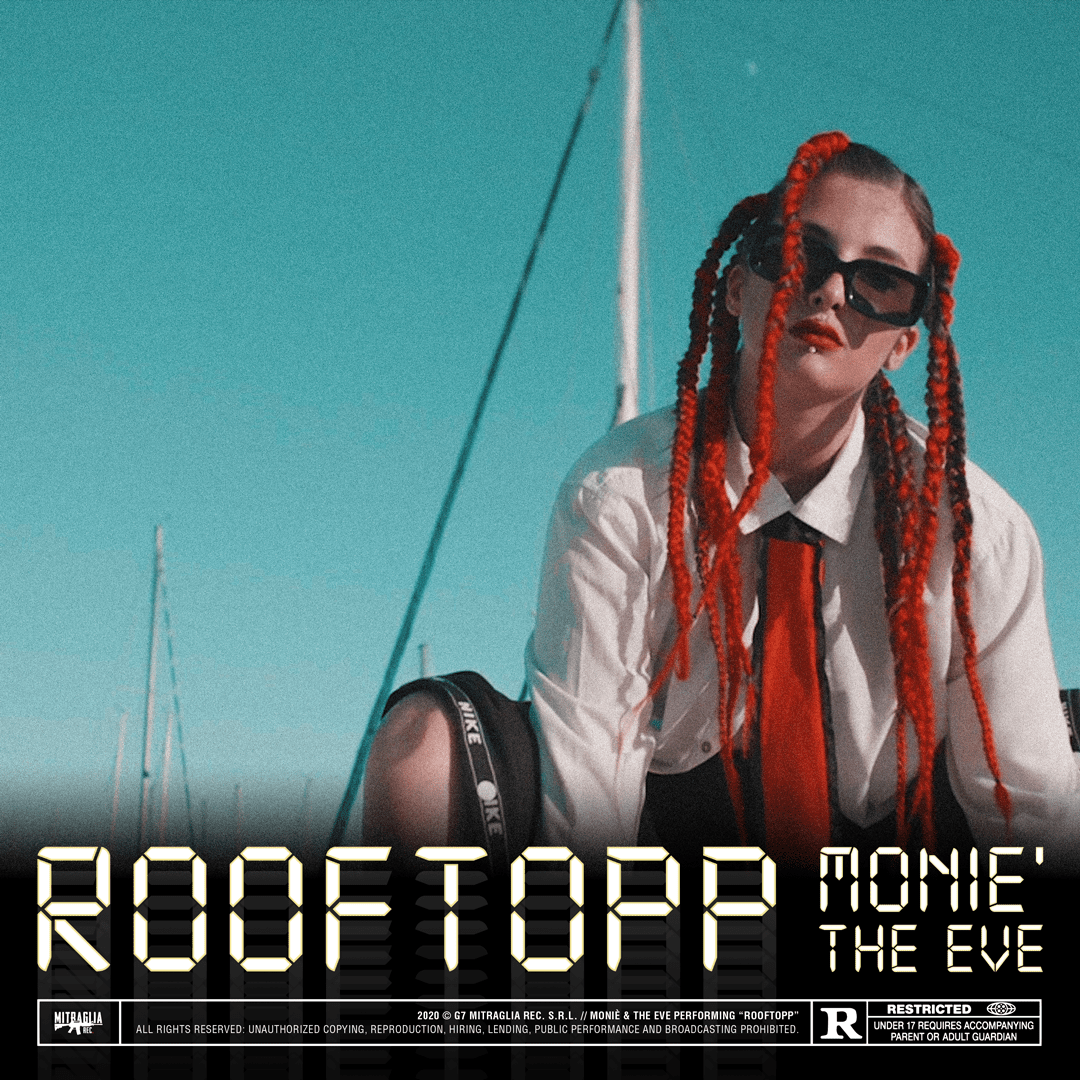 Moniè - Rooftopp [prod. The Eve]